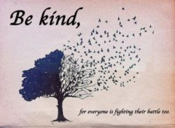 Be Kind For Everyone