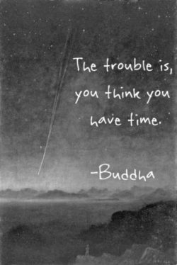 The Trouble Is You....