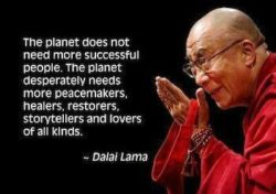 The Planet Does Not...