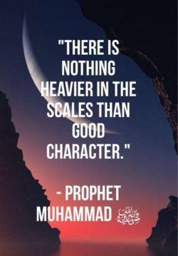 There Is Nothing Heavier...